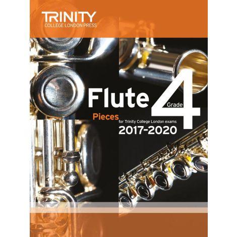Trinity Flute Exam Pieces Grade 4 2017闂2020 (Score & Part)