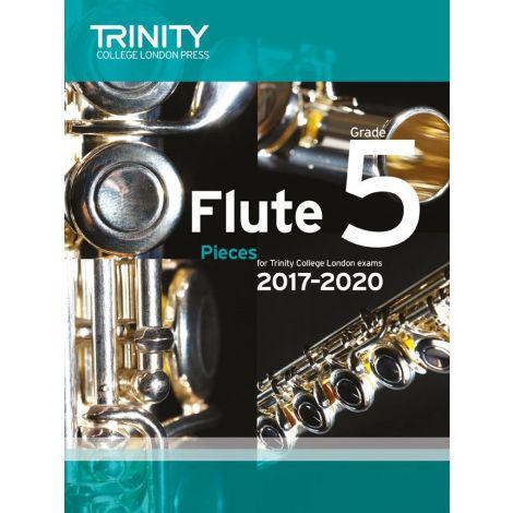 Trinity Flute Exam Pieces Grade 5 2017闂2020 (Score & Part)