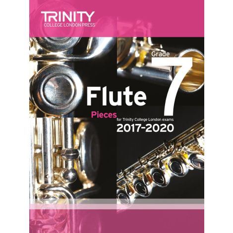 Trinity Flute Exam Pieces Grade 7 2017闂2020 (Score & Part)