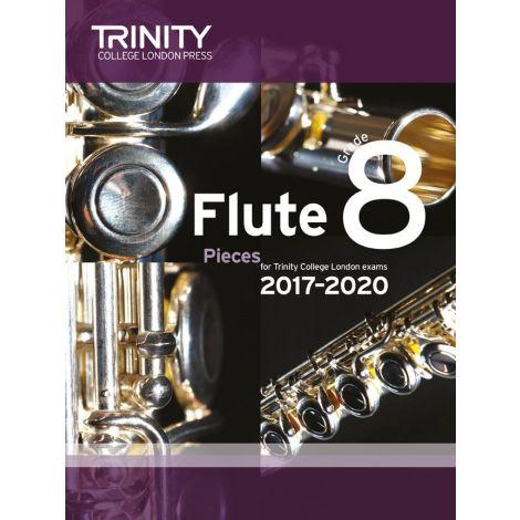 Trinity Flute Exam Pieces Grade 8 2017闂2020 (Score & Part)