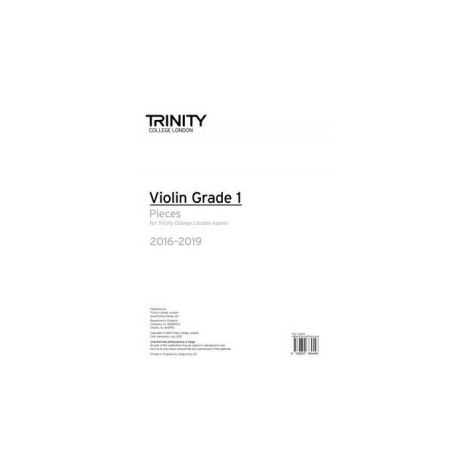 Trinity College London: Clarinet Exam Pieces Grade 1, 2017闂2020 (part only)