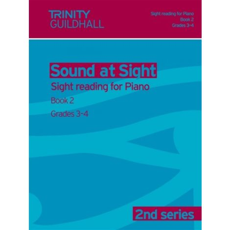 Trinity Guildhall: Sound At Sight Piano Book 2 (Gr