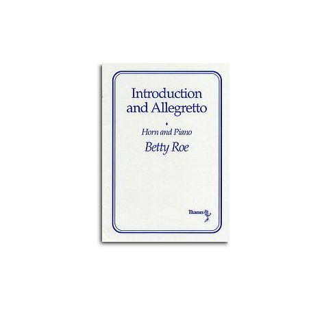 Roe Introduction & Allegretto Hn Pf