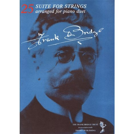 Frank Bridge: Suite For Strings (Arranged For Piano Duet)