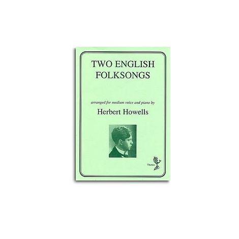 Two English Folksongs (Medium Voice/Piano)