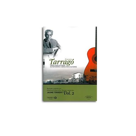 Graciano Tarrag闁: Guitar Works - Volume 2