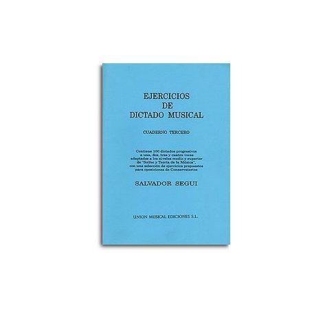 Segui Ejercicios De Dictado Musical Volume 3