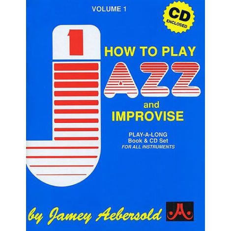 Aebersold Volume 01 - How to Play Jazz and Improvi
