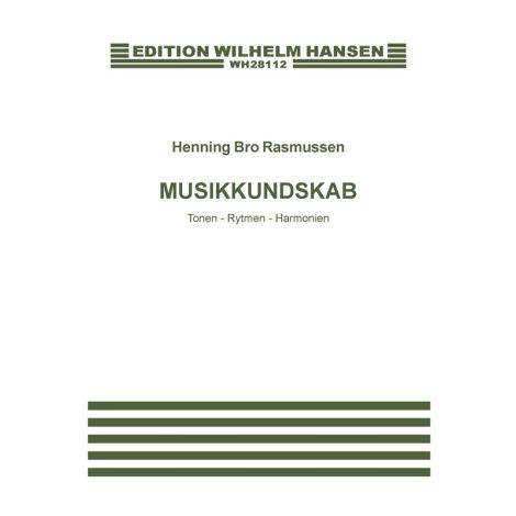 Henning Bro Rasmussen: Musikkundskab