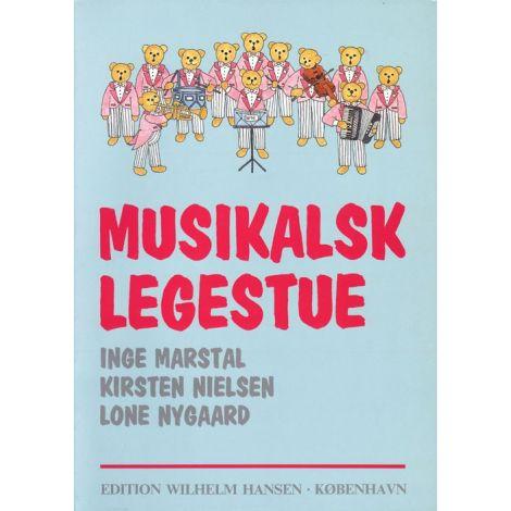 Inge Marstal: Musikalsk Legestue (Songbook)