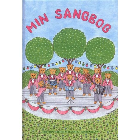 Inge Marstal: Min Sangbog (Songbook)