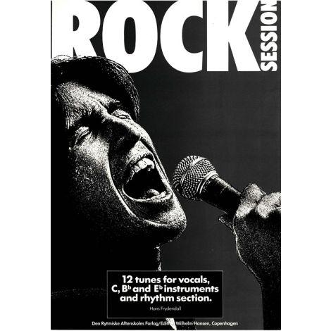 Hans Frydendall: Rock Session
