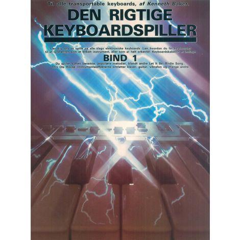 Kenneth Baker: Den Rigtige Keyboardspiller 1