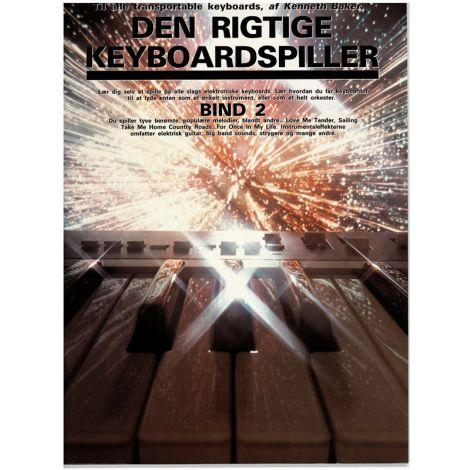 Kenneth Baker: Den Rigtig Keyboardspiller 2