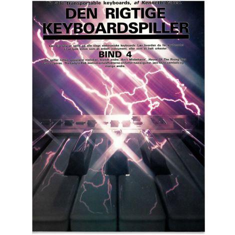 Kenneth Baker: Den Rigtige Keyboardspiller 4