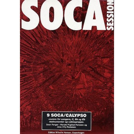Soca Session Book