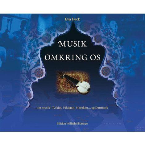 Eva Fock: Musik Omkring Os (Bog)