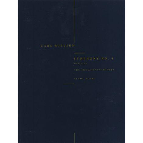 Carl Nielsen: Symphony No.4 'The Inextinguishable' Op.29 (Study Score)