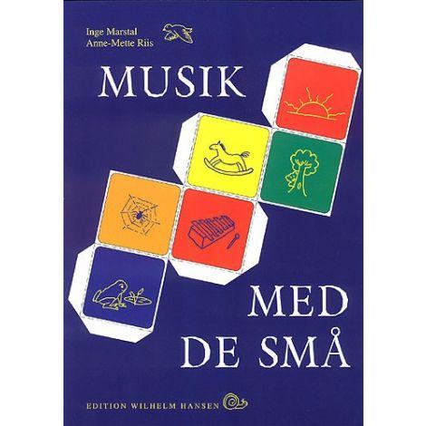 Inge Marstal & Anne-mette Riis: Musik Med De Sm濠