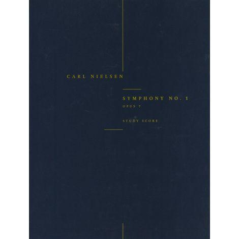 Carl Nielsen: Symphony No.1 Op.7 (Study Score)