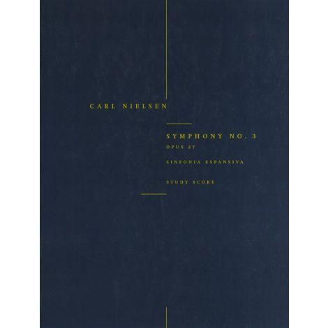 Carl Nielsen: Symphony No.3 'Sinfonia Espansiva' Op.27 (Study Score)