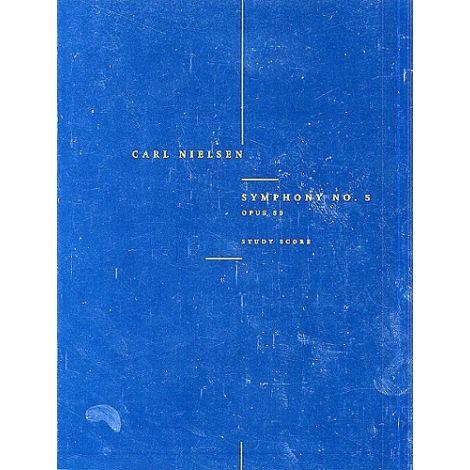 Carl Nielsen: Symphony No.5 Op.50 (Study Score)