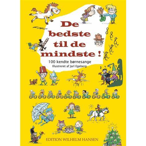 De Bedste Til De Mindste (Songbook/CD)