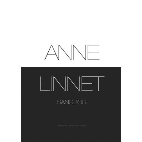 Anne Linnet: Sangbog