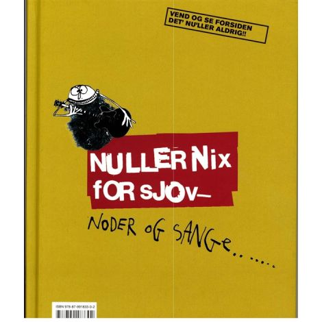 Cathrine Legardh: NullerNix For Sjov - Fort闂婃处閻涚劄inger Fra Gulvet (Sangbog)