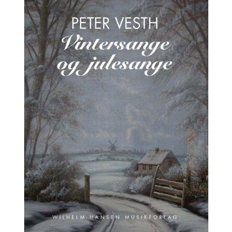 Peter Vesth: Vintersange og julesange