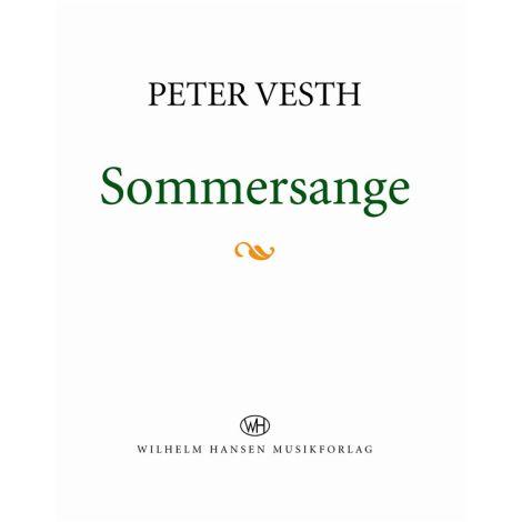 Peter Vesth: Sommersange (Songbook)