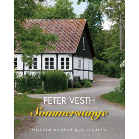 Peter Vesth: Sommersange (Songbook/CD)