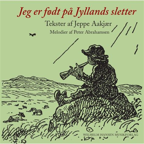 Peter Abrahamsen: Jeg Er F闂備焦澹唗 P濠 Jyllands Sletter (Songbook)