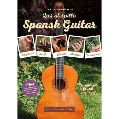 Christian Uhrskov: L闂婃处閻 At Spille Spansk Guitar