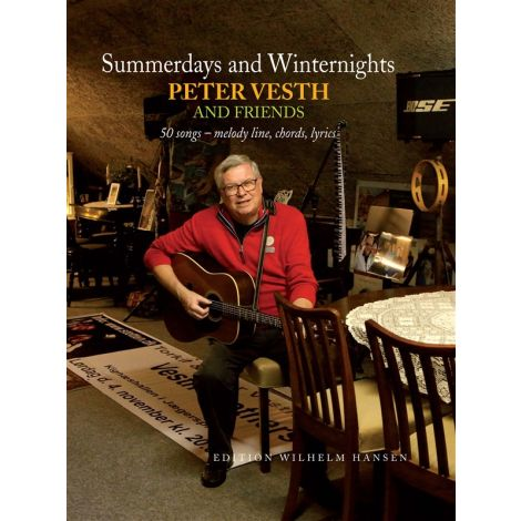 Peter Vesth: Summerdays And Winternights (Songbook)