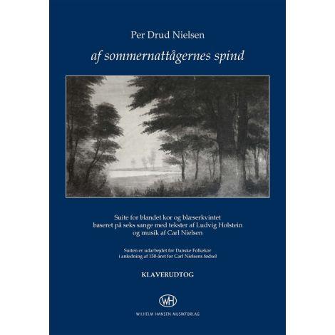 Per Drud Nielsen: Af Sommernatt濠瞪戝寤祌nes Spind (Vocal Score)