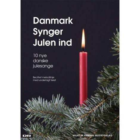 Danmark Synger Julen Ind - 10 Nye Danske Julesange (Songbook)