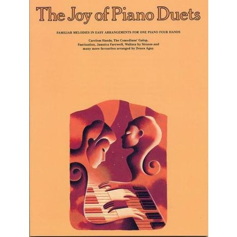 The Joy Of Piano Duets
