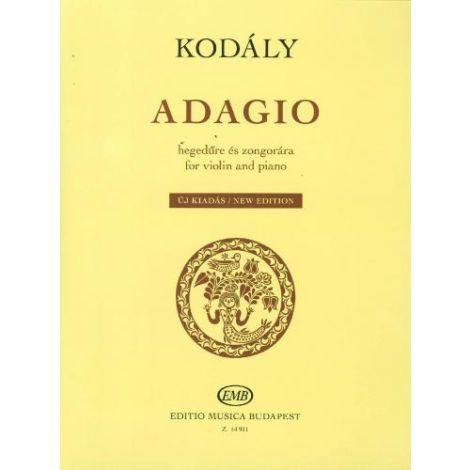 Adagio for Violin & Piano