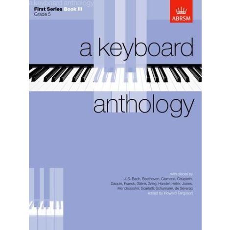 Keyboard Anthology Book 3, first series