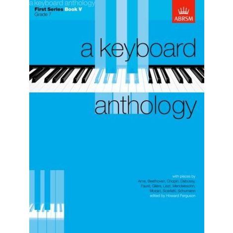 Keyboard Anthology Book 5, first series