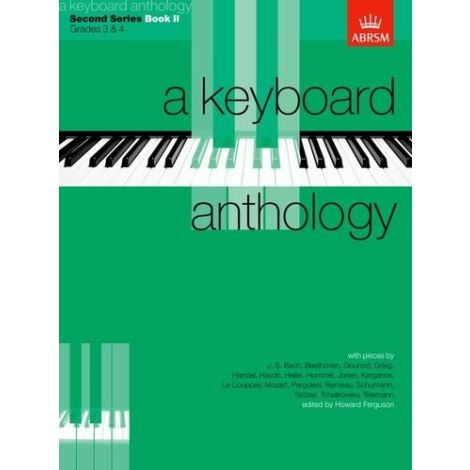 Keyboard Anthology book 2, second series