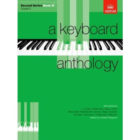 Keyboard Anthology book 3, second series