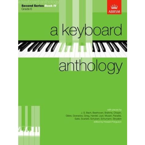 Keyboard Anthology book 4, second series
