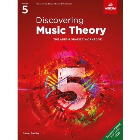 ABRSM Discovering Music Theory - Grade 5