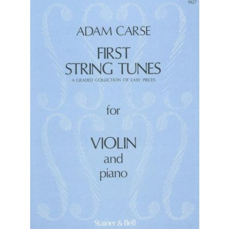 Adam Carse: First String Tunes (Violin)