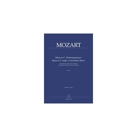 Mozart Mass in C (K.317) (Coronation Mass) Choir & Organ