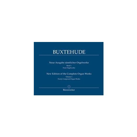 Buxtehude - Complete Organ Works Vol.1 (Instrumental Solo)