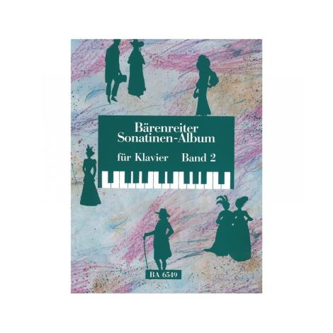 Barenreiter Sonatina Album Volume 2 Piano (Instrumental Solo)
