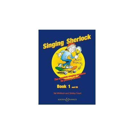 Singing Sherlock Book 1